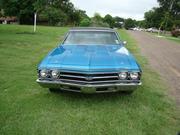 1969 Chevrolet 6.5L 396Cu. In.